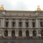 Visite au fantôme de l'Opéra