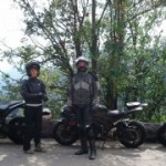 Le Turini, ça se mérite, surtout en moto !