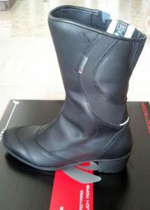 Mes nouvelles bottes