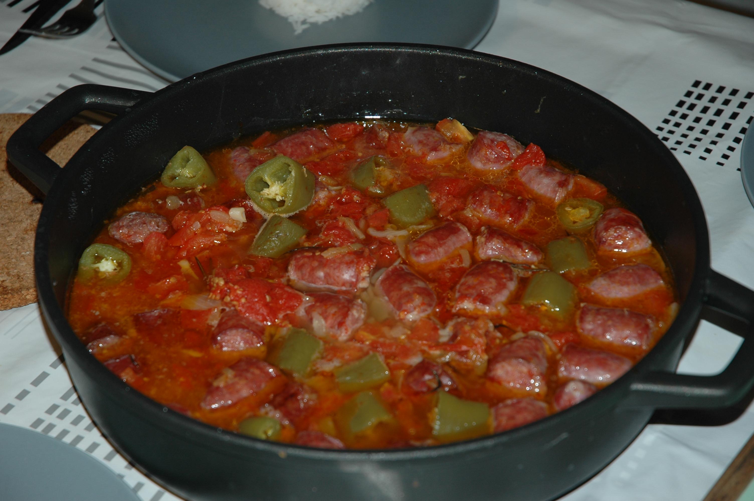 Recette malgache archives le blog d 39 aubrege - Cuisiner des saucisses fumees ...