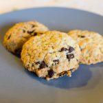 Cookies aux flocons d'avoine croustillants et moelleux